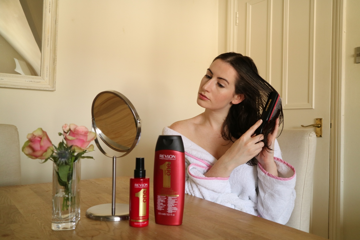 Resenha Revlon Uniq One - Meus cuidados com o cabelo / Revlon Uniq One Review - How I take care of my hair