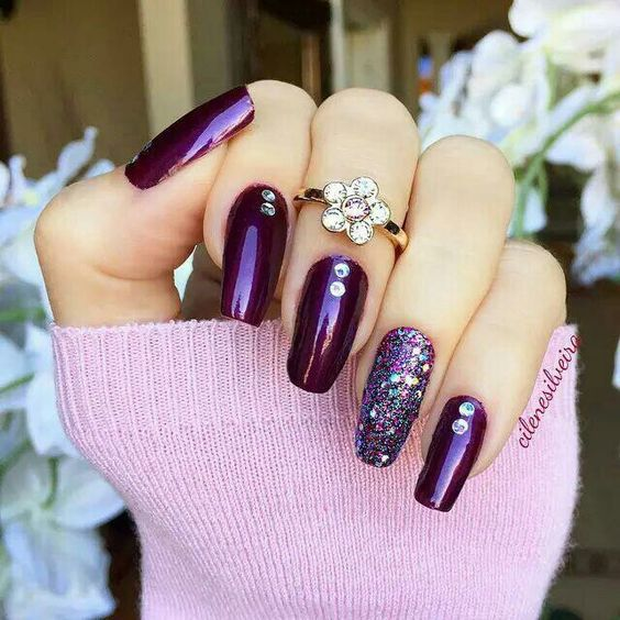 10-deep-purple-nails-with-an-accent-glitter-nail-and-rhinestones.jpg