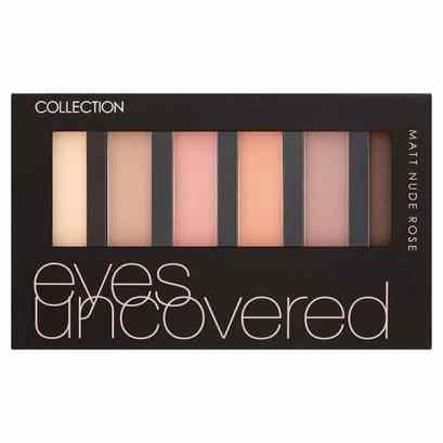 Eyes Uncovered Matt Nude Rose600